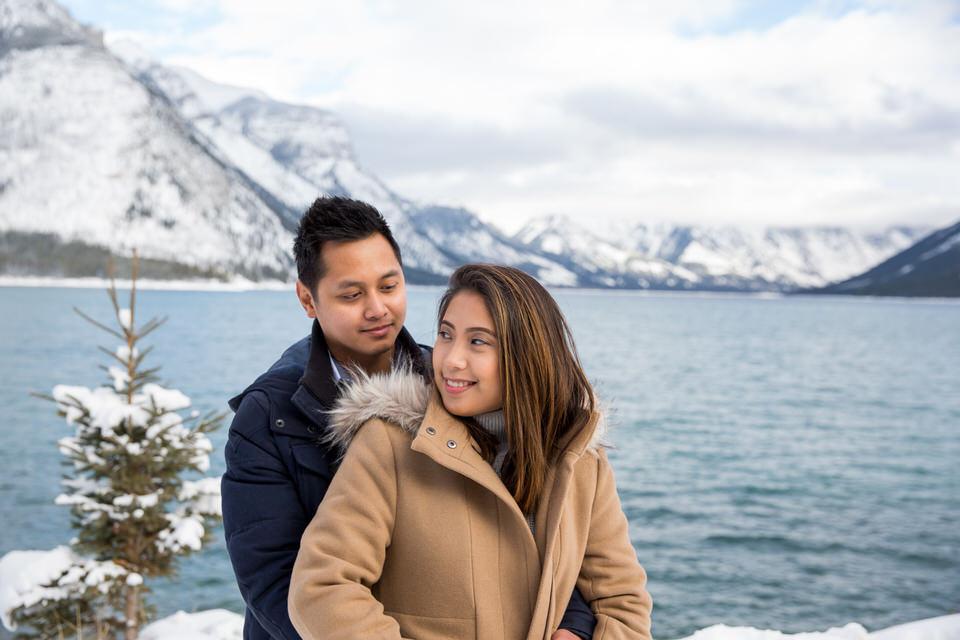 Surprise Engagement in Banff