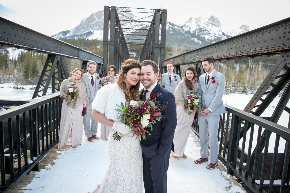 Wedding Silvertip Resort Canmore