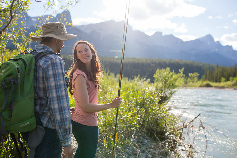 Best Engagement Photos Canmore