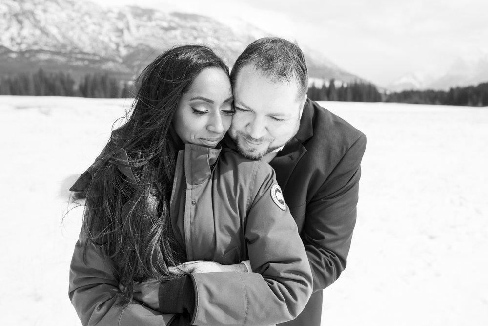 Engagement Photos Canmore