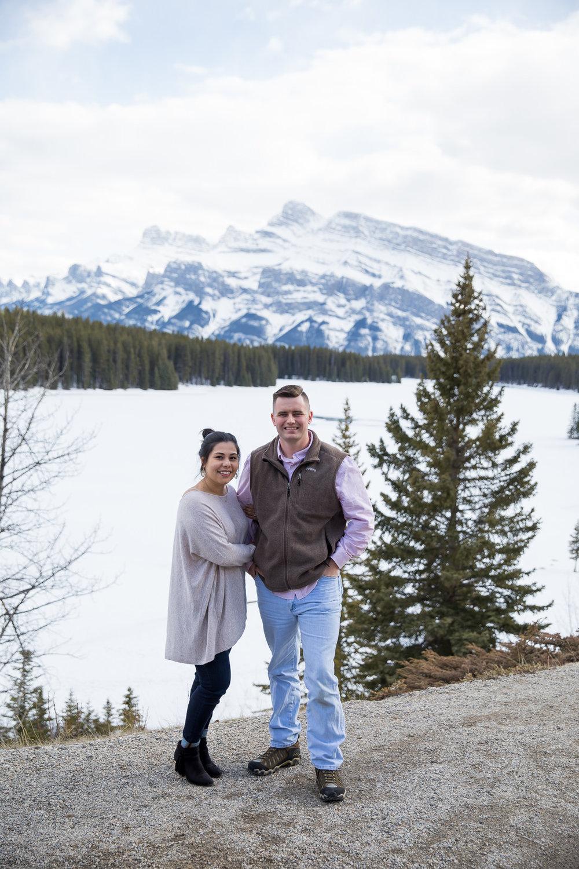 Two Jack Lake Banff