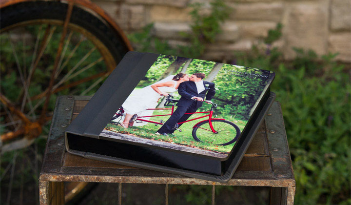 Banff Wedding Photographer wedding albums