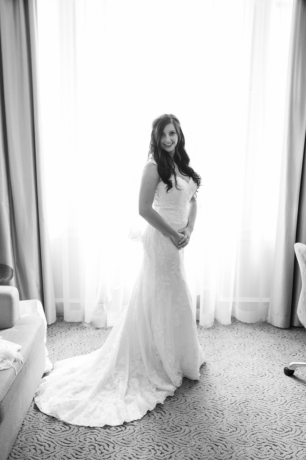 Wedding Photos Fairmont Palliser Calgary