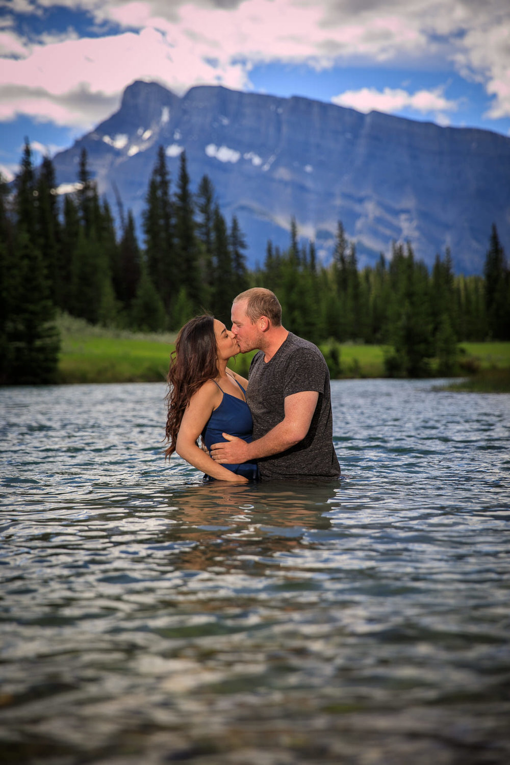 Engagement Banff