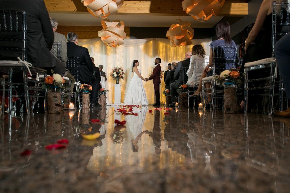 Photo of Azuridge Estate on Wedding Day