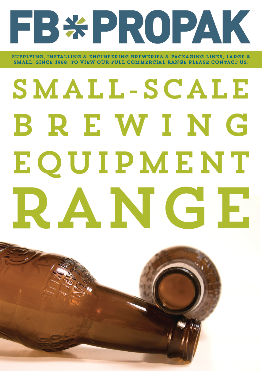 VIEW OUR SMALL SCALE BREWING EQUIPMENT RANGE