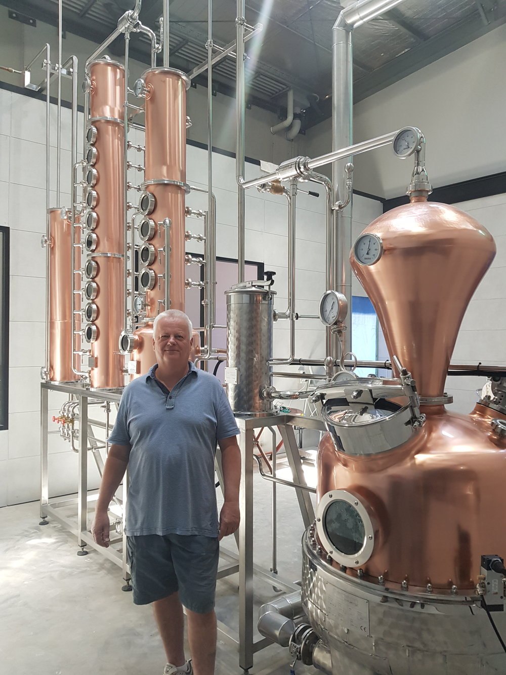 Echuca Distillery