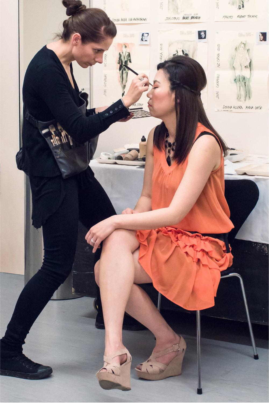 Tosca Backstage /NZ Opera