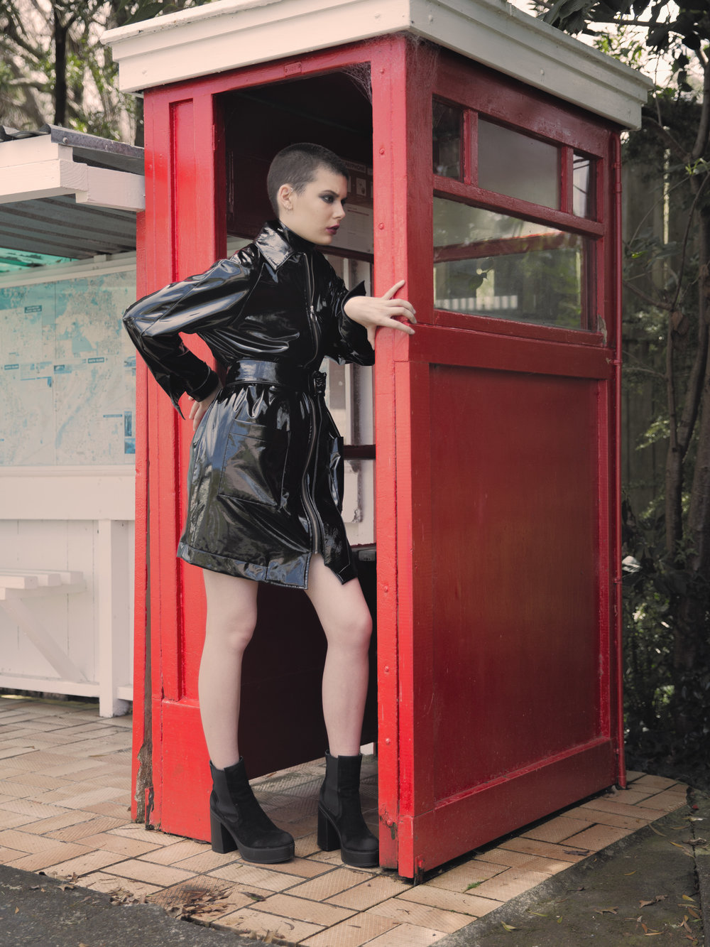 Black Magazine / BLK Log
