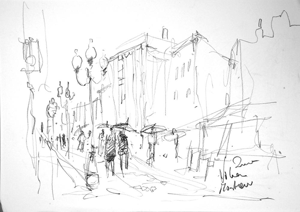 2008 Moskau Arbat 21x29,5 Bleistift auf Papier.jpg