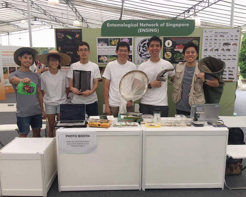 Entomological Network of Singapore (ENSING)