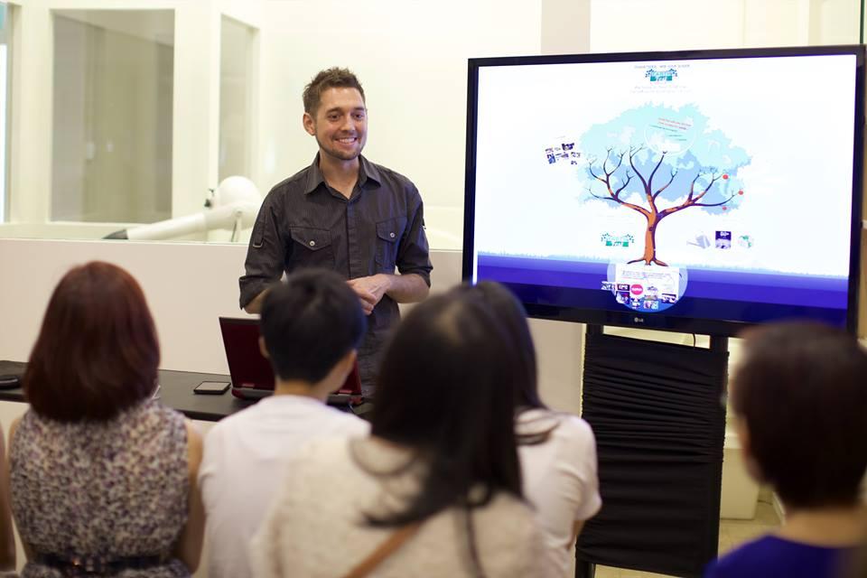 Michael Broadhead, Earthfest Singapore