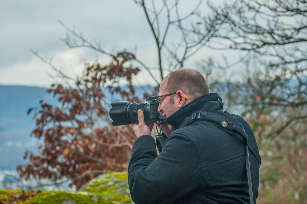 Bernd Schmidt,  Fossy Fotografie