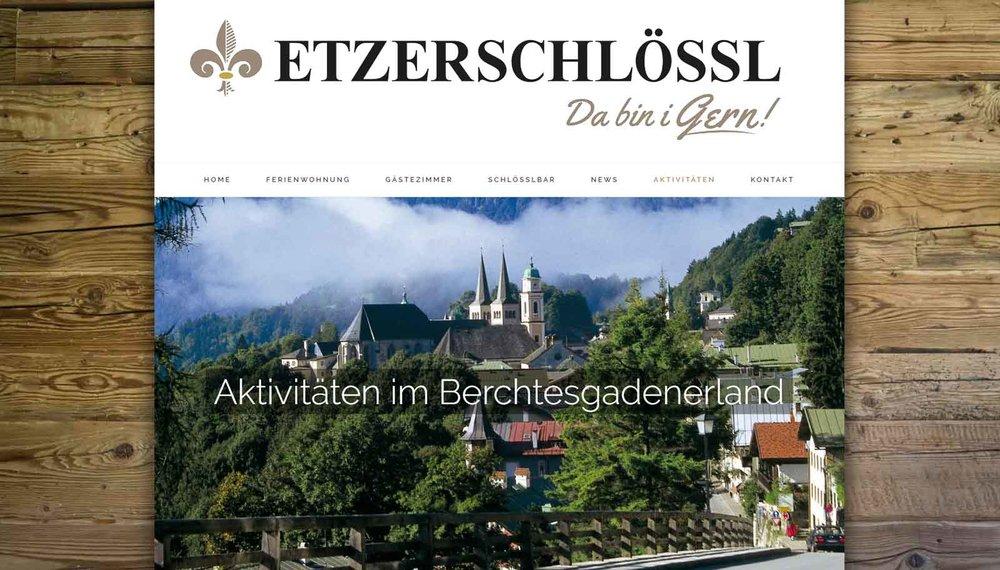 Pension Etzerschlossl