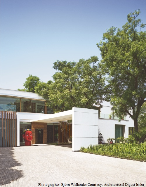 A Private Residence, New Delhi