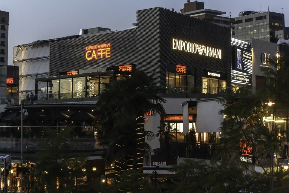 EA CAFFE'