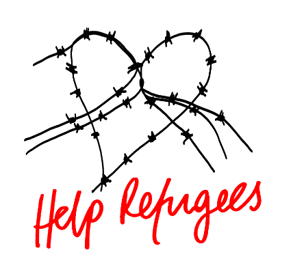 In Partnership with Help Refugees