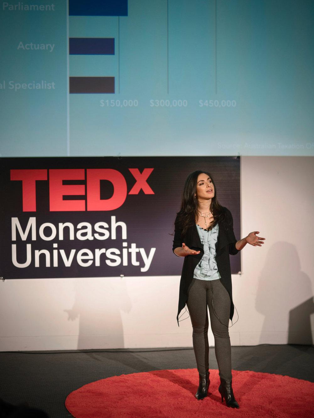 TEDx MonashUniversity