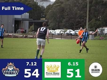 One for the ages, and one for the Barra's #AnimalsFooty
