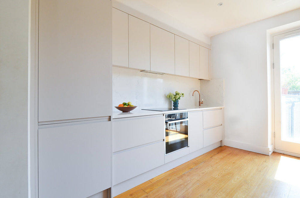 Bespoke kitchen design - Islington - North London