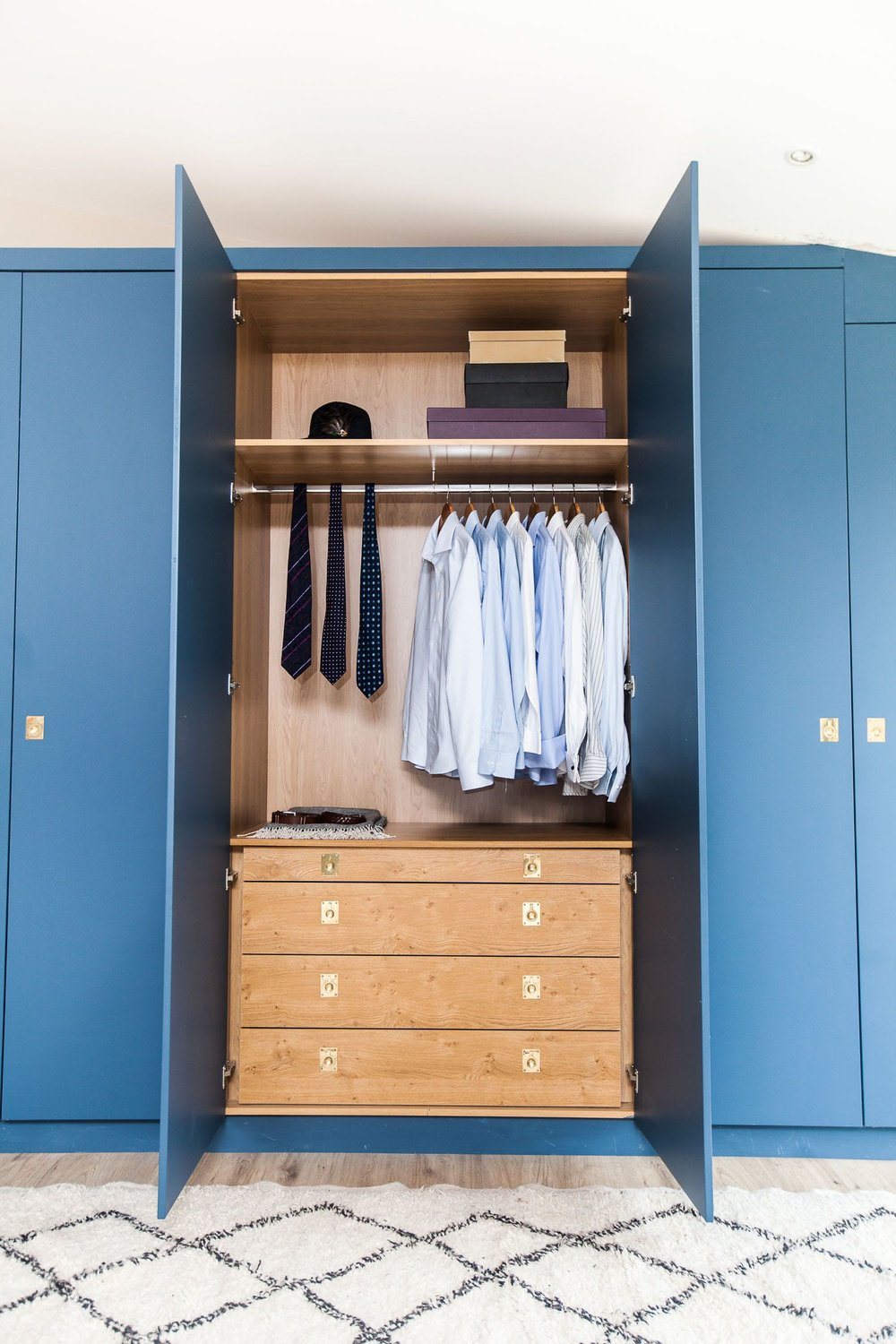 Bespoke Wardrobe Joinery London