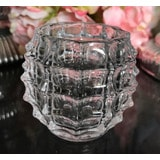 crystal tealight votive