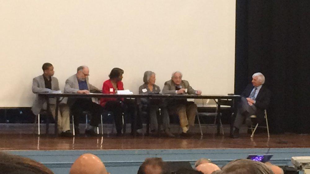 Midwood Mayors Panel