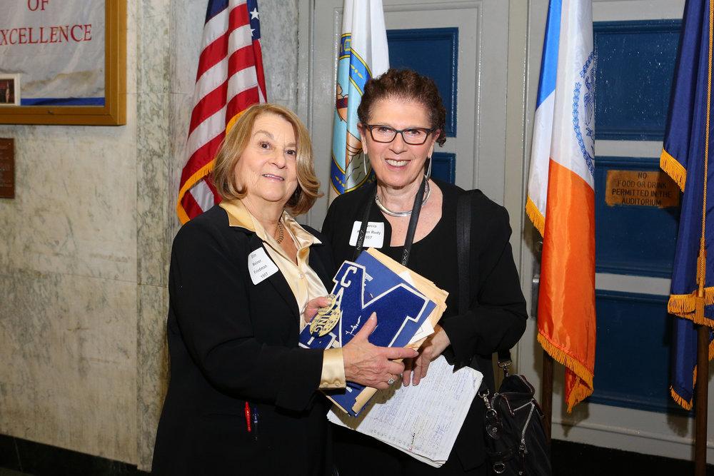 GLM_0011 Ellin Weiner Friedman '57, Marcia Kaplan Rudy '57.jpg