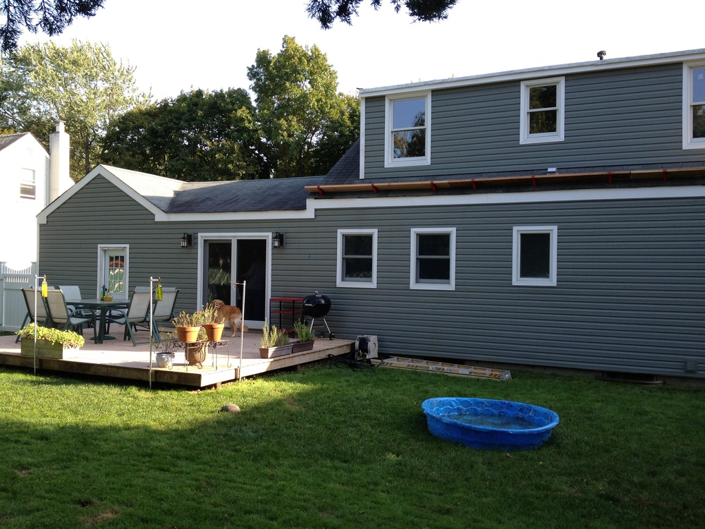 New Vinyl Siding & New Windows