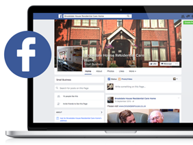 Brookdale House care home Facebook