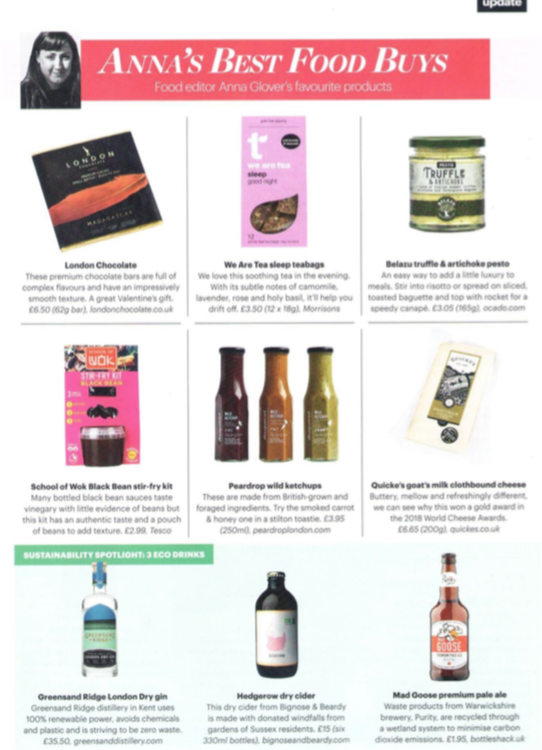 BBC Good Food Magazine, February 2019