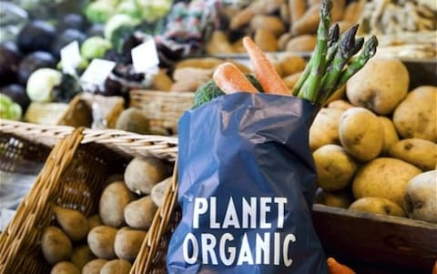 PLANET ORGANIC   Our first and biggest stockist … the marvellous Planet Organic stocks our wraps and vegan sausage rolls across its eight London stores.