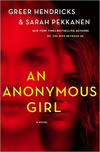 an anonymous girl by greer hendricks & sarah pekkanen - Holy shiz balls this book. This. F-ing book. Talk about edge-of-your-seat psychological thriller. It's creepy, it's haunting, it makes you question so much about what you're reading, and even question yourself a little. The writing is impeccable, and for a book that deals with so much, and questions so much, there is not a plot hole to be found. It is perfection. And if it doesn't get a movie treatment I swear I will RIOT!