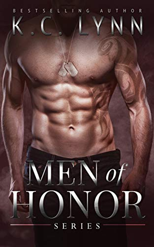 men of honor series by k.c. lynn - If you've not read any of K.C. Lynn's books, especially the Men Of Honor series, then you need to get off my website right now and get to it!!!!! These books are life! I can't give enough praise to them. I posted the Men of Honor Series because that was easiest to start with seeing as it is a box set, but literally read anything by her and I promise you will be so damn happy you did. Alpha hero's galore. Heroines you will just fall in love. Suspense, action, hot as hell scenes!!! ….but….fair warning…Sawyer is mine! So, just remember that as you read the series.