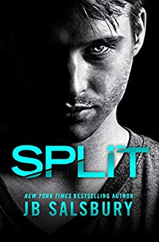 split by jb salsbury - JB is another author I just adore and will read literally anything she writes. If she wrote a story on the back of a Raisin Bran box I would buy it and read it. And I hate Raisin Bran. I just Split for now because this book was so different. It does fall in the romance category, but dammmmnnn, what a different kind of romance. JB will play your heart like a puppet, but trust me, you will be into every second of it. In fact, it's been a hot minute since I re-read this one say I may just have to pull that off my shelf for another go….