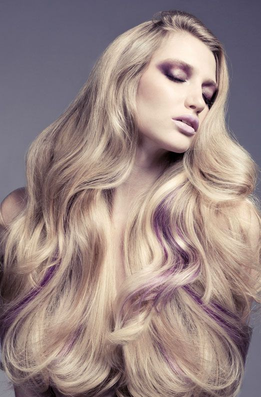 LONG HAIR   Big Body Blow Out, Straight Chic and Beach Waves