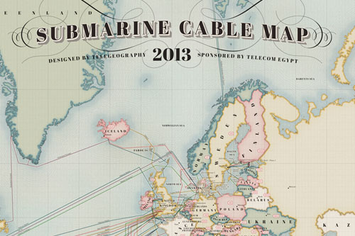 Submarine Cable Map 2013 c