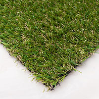 20mm Naunton is a thatched realistic look grass with natural colours and a dense, soft pile.