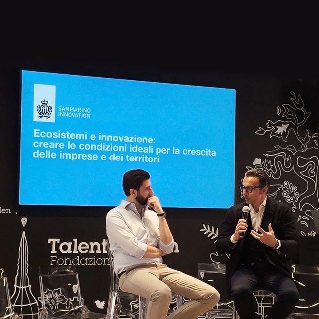 Representing @sanmarinoinnova al CL+B Fest organised by #legalhackers #torino. * * * #event #government #innovation #digital #digitaltransformation #functionalintegration #blockchain #ai #iot #startup #incubator #accelerator #business #networking #coworkingitalia #startupitalia #blockchainitalia
