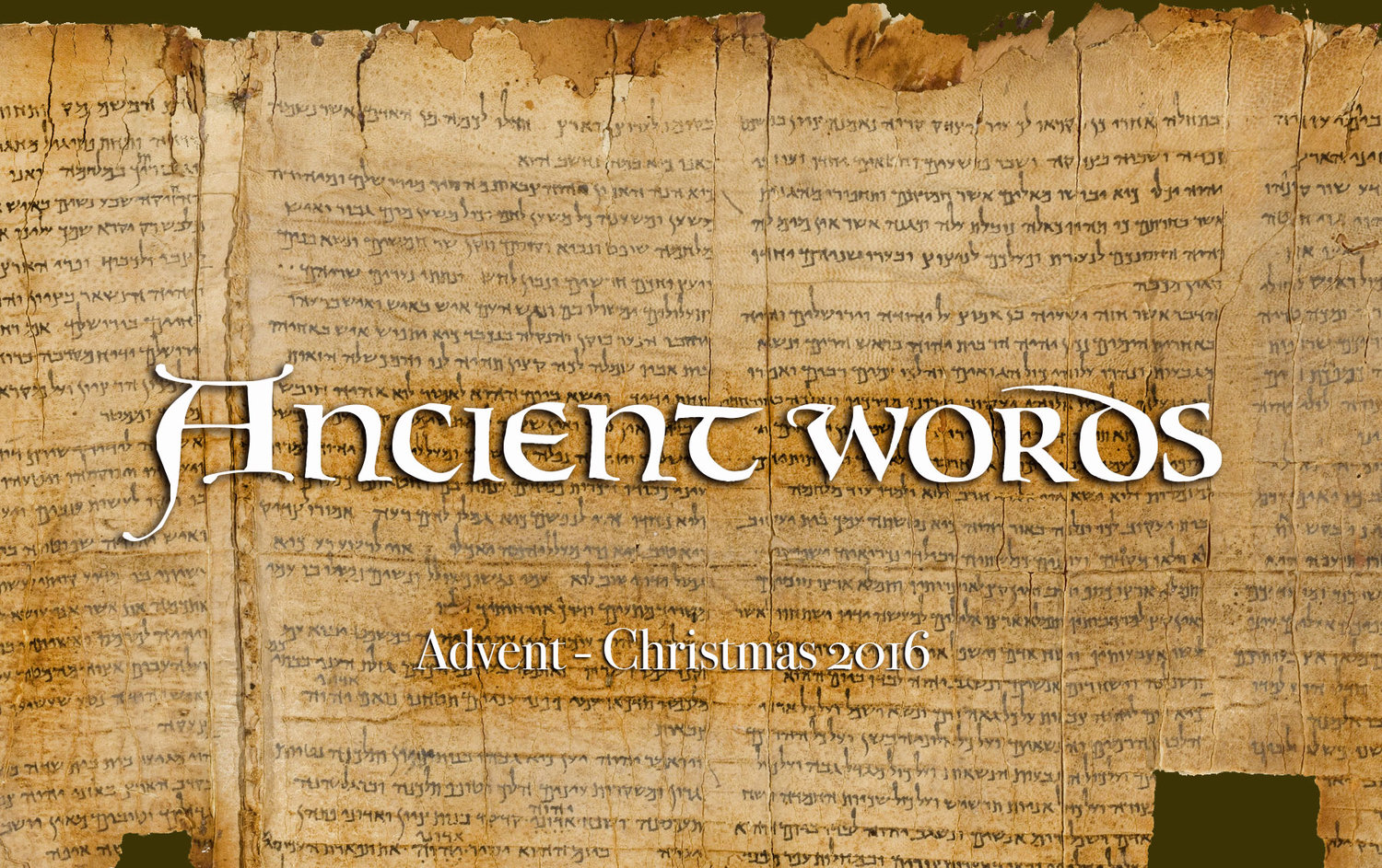 ancient words 1 of 5