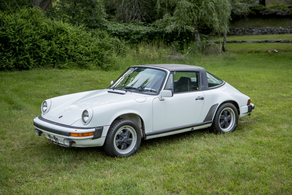 1982 Porsche 911 SC Targa - One Owner Example - SOLD