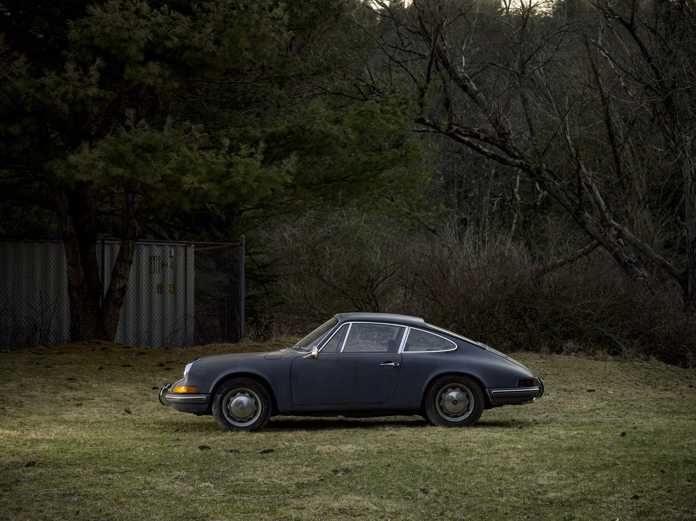 1967 Porsche 912 - Barn Find - SOLD as is