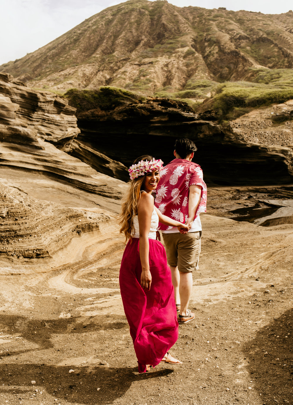 Oahu hawaii engagement photos-113.jpg