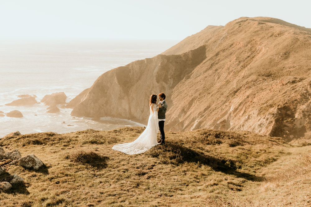 Elopement packages start at $2,000