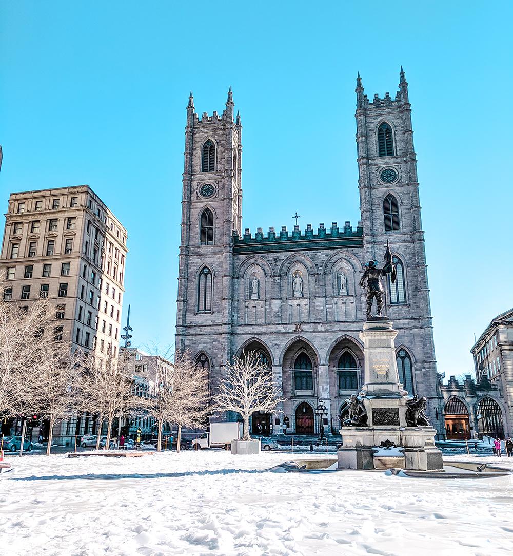 NOTRE-DAME BASLICIA:110 Notre-Dame St W, Montreal, QC H2Y 1T2