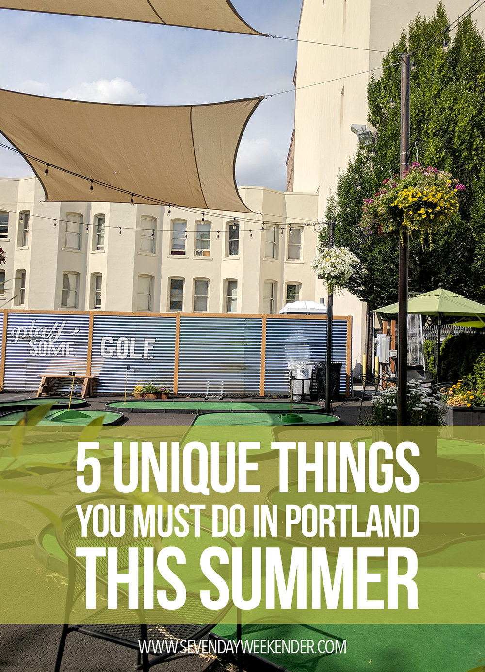 5 Things To Do In PDX This Summer