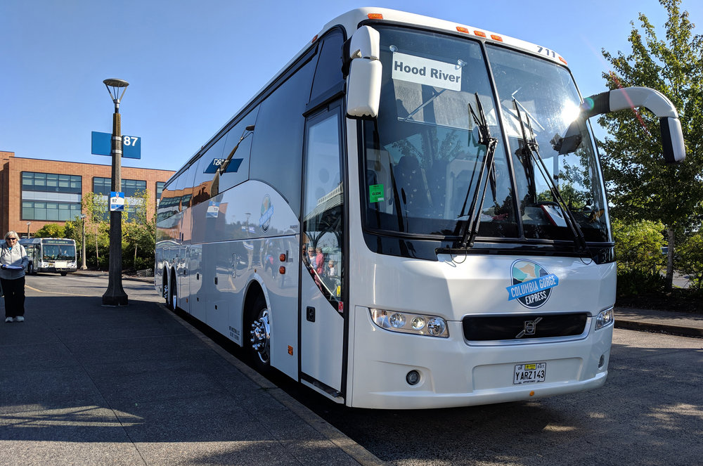 Columbia Gorge Express bus.jpg