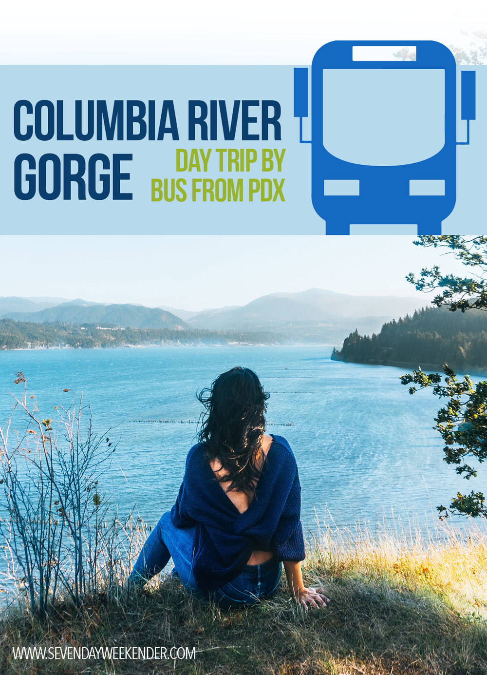 Columbia River Gorge Bus Day Trip