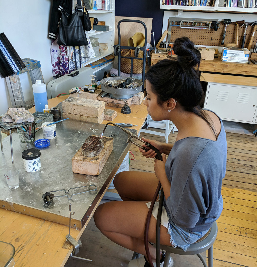 Fitzgerald Jewelry Soldering