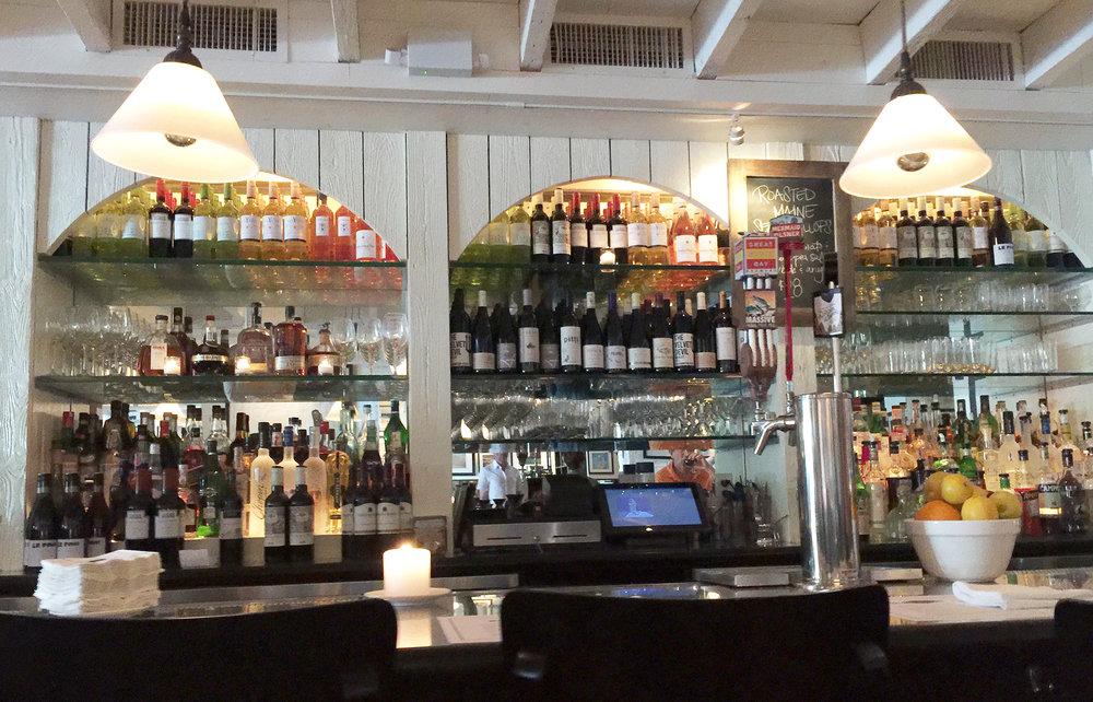 The Mermaid Inn bar